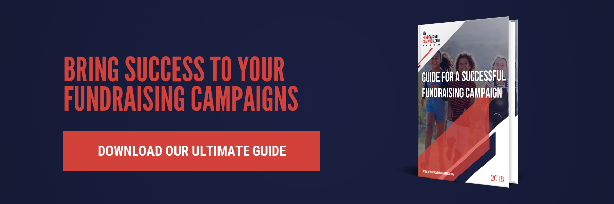 Successful fundraising campaigns