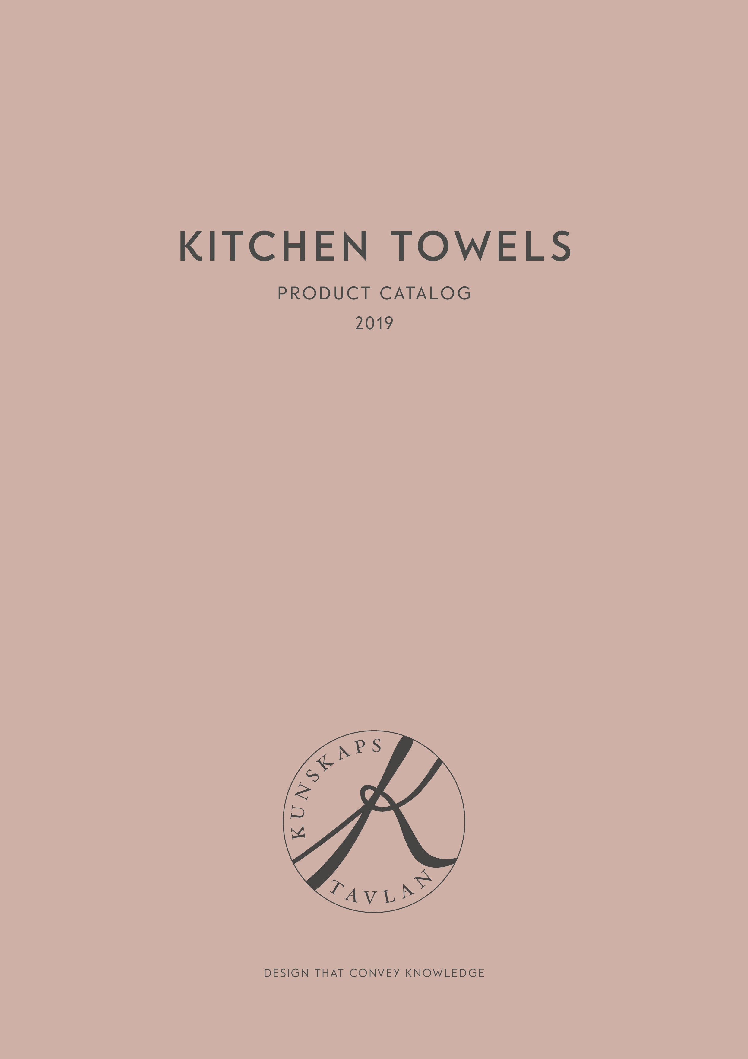 Kunskapstavlan Product Catalog Kitchen Towels