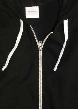 Women's Black Fleece Hoodie