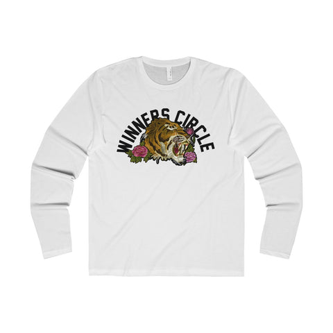 """WC TIGER"" Premium Long Sleeve Crew"