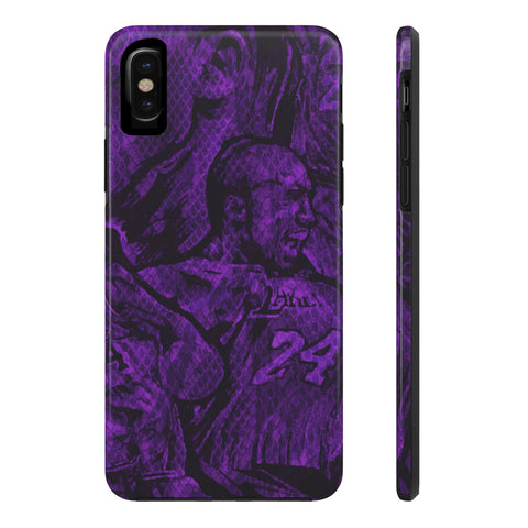 "Case Mate Tough ""Mamba Skin""  Phone Cases"