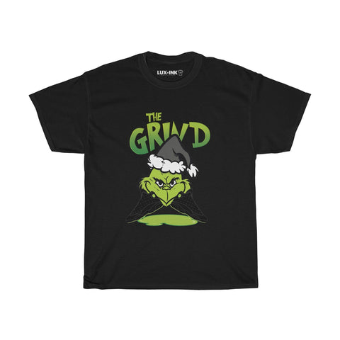 """The Grind"" Cotton T-Shirt"