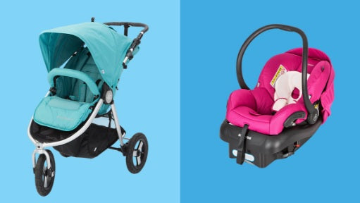 The Best Stroller and Car Seat Combos - Consumer Reports