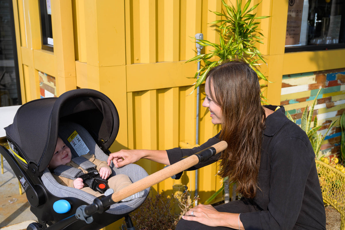 Bumbleride + Clek Travel System Giveaway