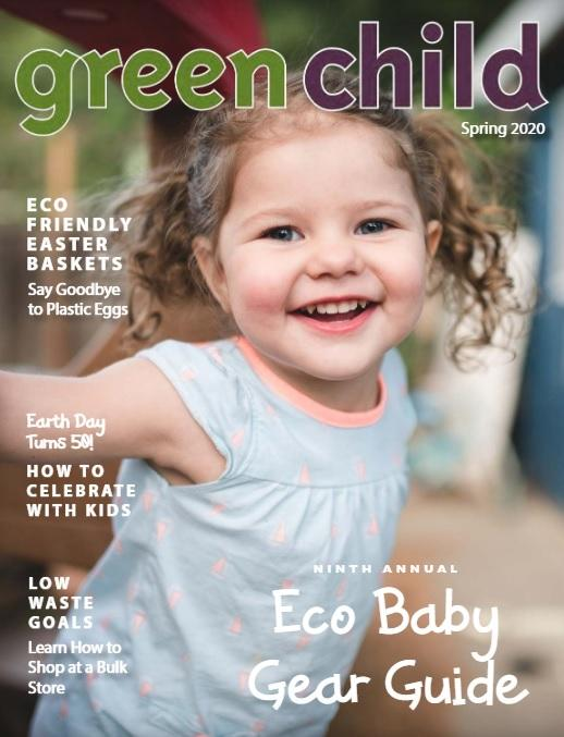 Eco Baby Gear Guide - Green Child Magazine - Bumbleride Indie
