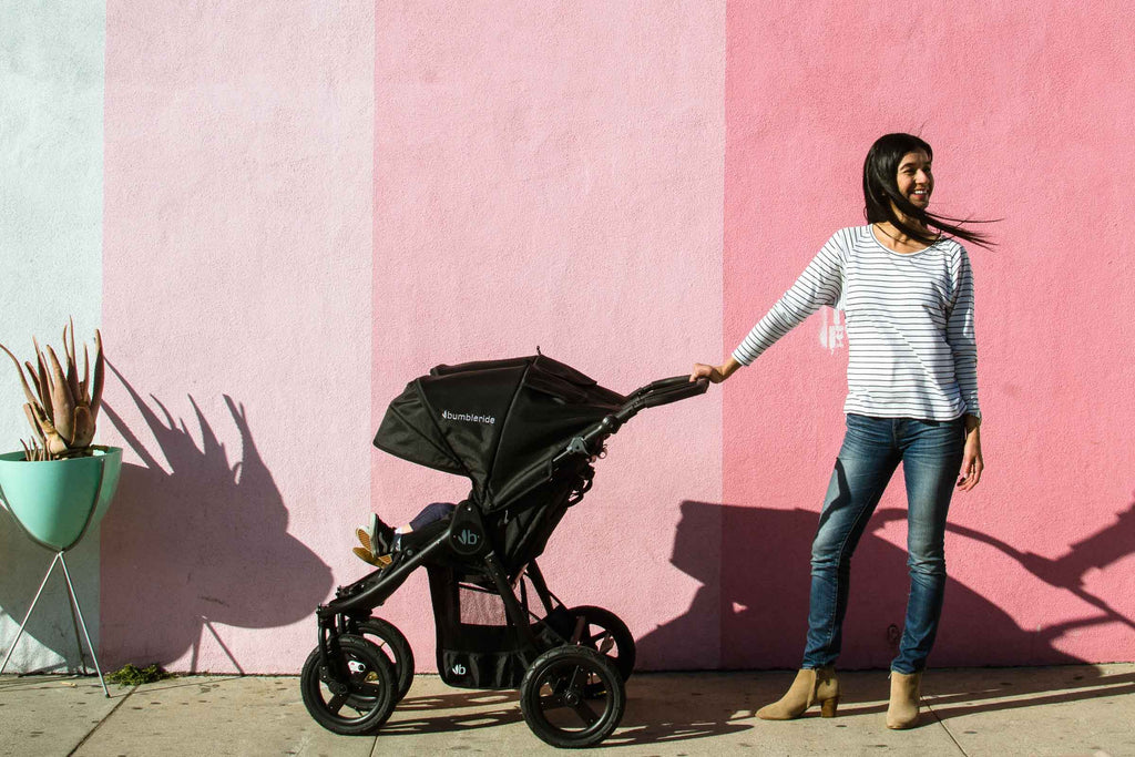 I have three under 3—this is the stroller of my dreams - Mother.ly - Indie Twin Review