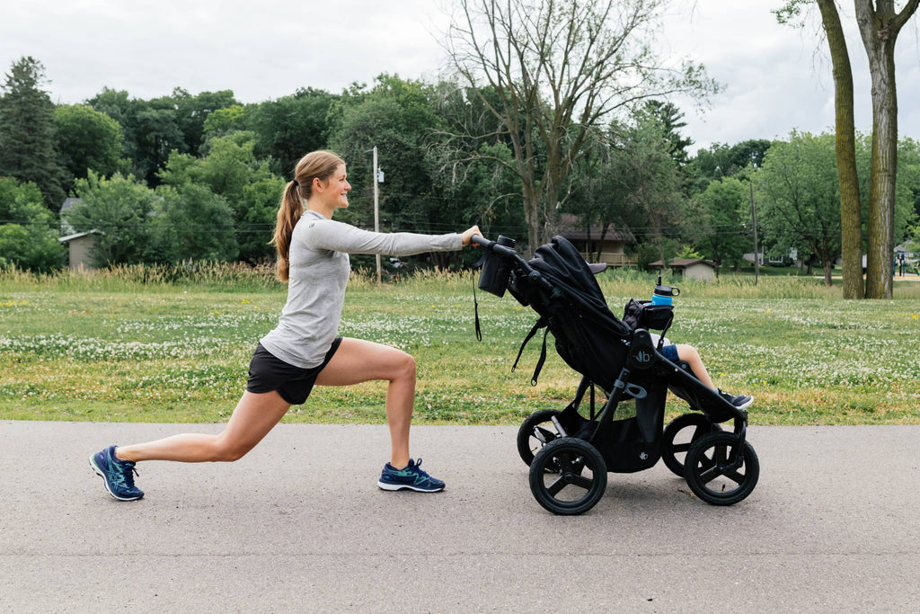 20 Minute Stroller Workout - Nourish Move Love