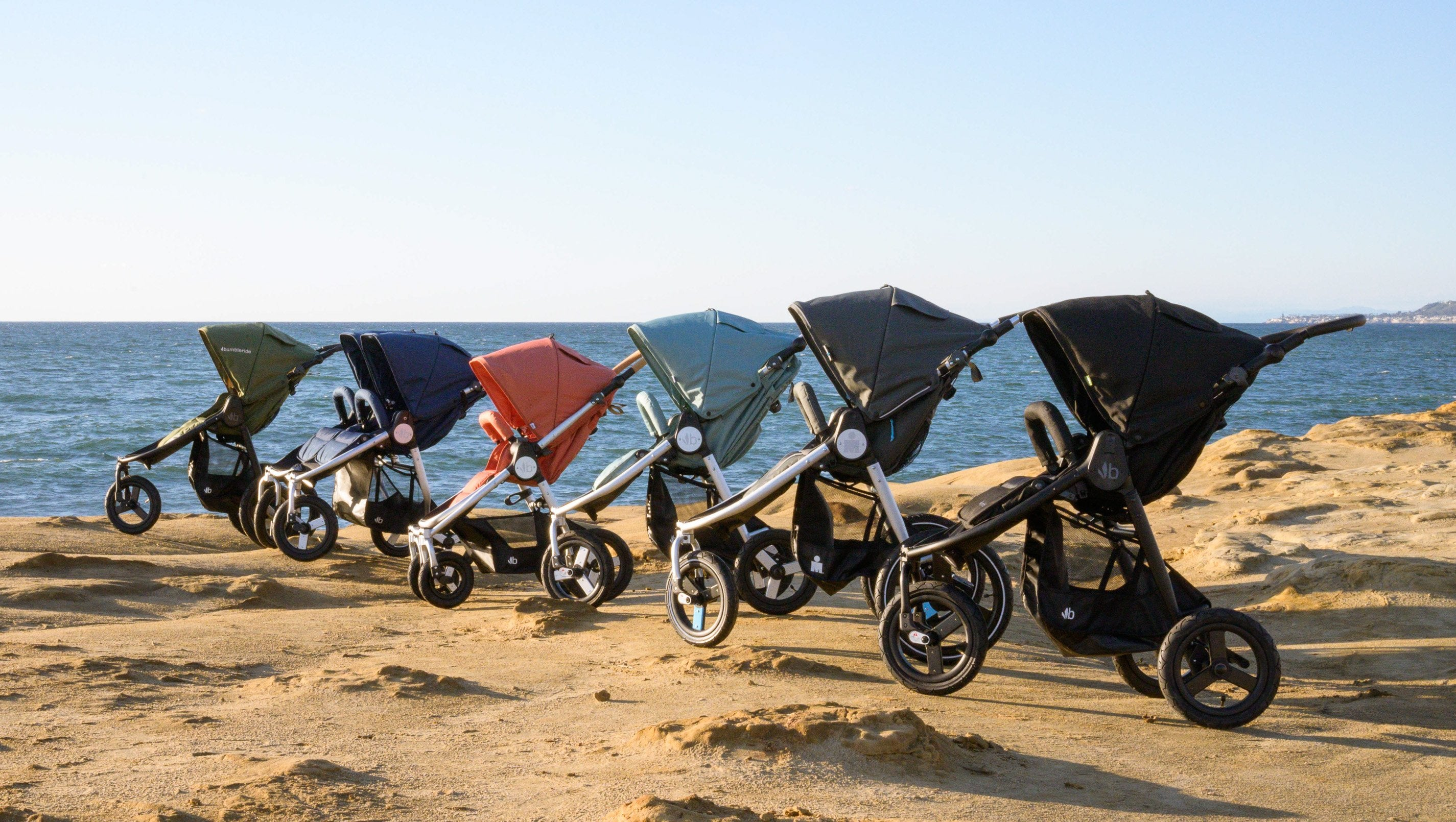 Bumbleride Strollers 2020 Collection