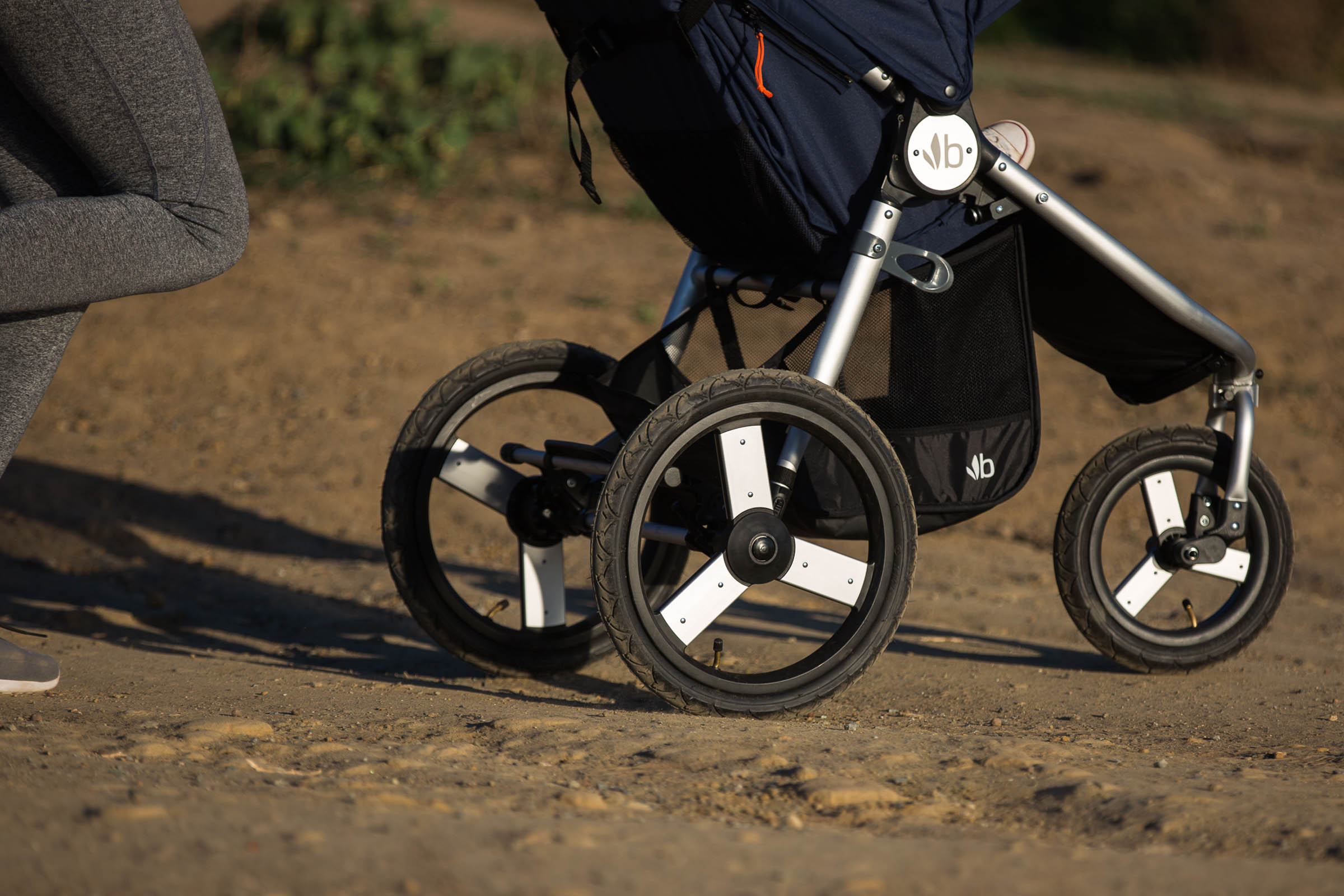 Speed Jogging Stroller