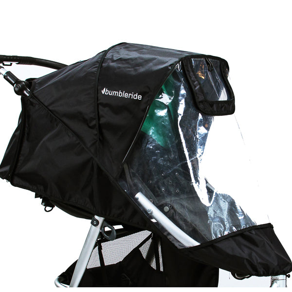 Bumbleride Rain Cover for 2018 Bumbleride Speed Jogging Stroller