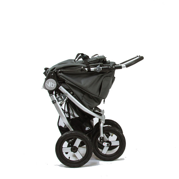 Double stroller with auto lock - Bumbleride Indie Twin Stroller