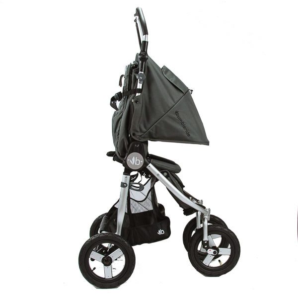 Gear assistend double stroller fold