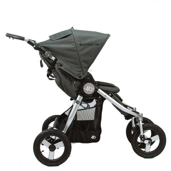 One step fold double stroller - bumbleride indie twin stroller