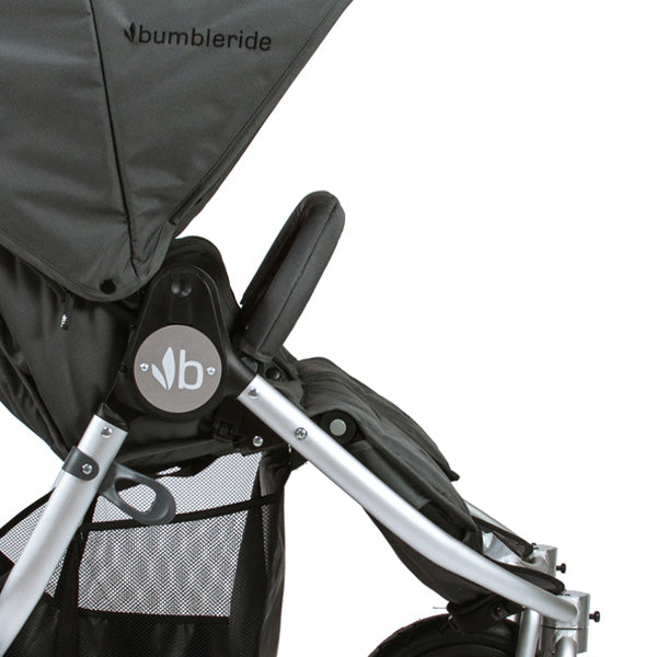 Lightwight Double stroller - 36 lbs. Bumbleride Indie Twin