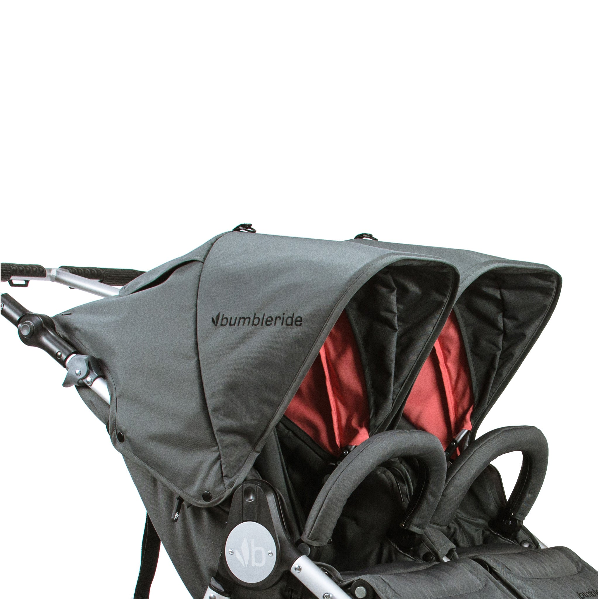 Bumbleride Indie Twin Adjustable UPF 45+ Canopies