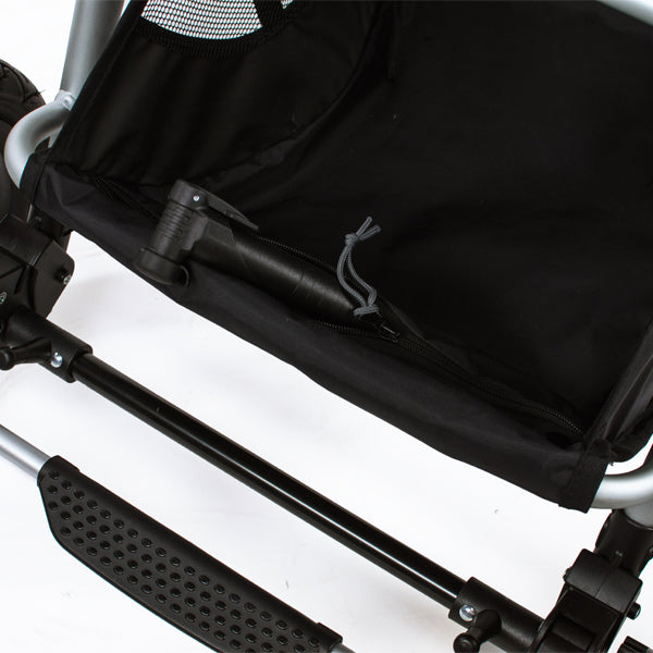 Stroller with storage - Bumbleride Indie All Terrain