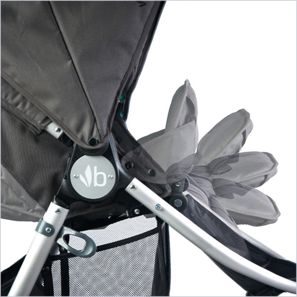 Infant ready all terrain stroller- Infant mode Bumbleride Indie