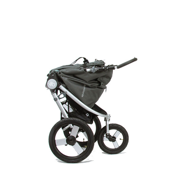 Jogging stroller with auto lock - Bumbleride Speed