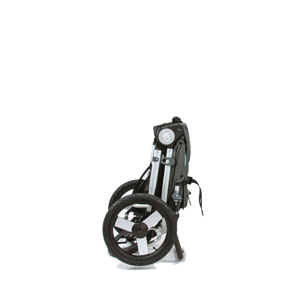 Jogging stroller with standing fold - Bumbleride Speed