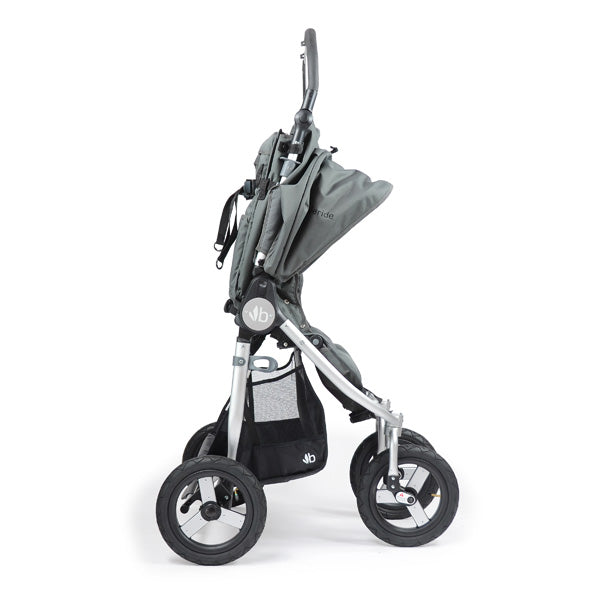 Double Stroller with gear assisted hinge bumbleride indie twin