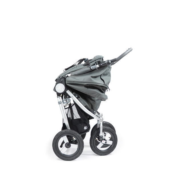 double stroller with auto lock bumbleride indie twin