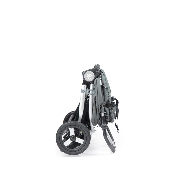 double stroller with standing fold bumbleride indie twin