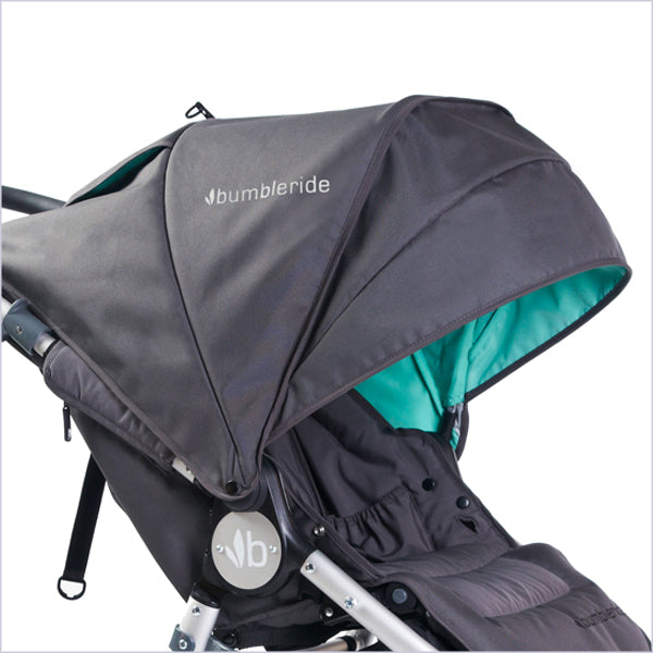 2017 Bumbleride Indie UPF 45+ Sun Canopy