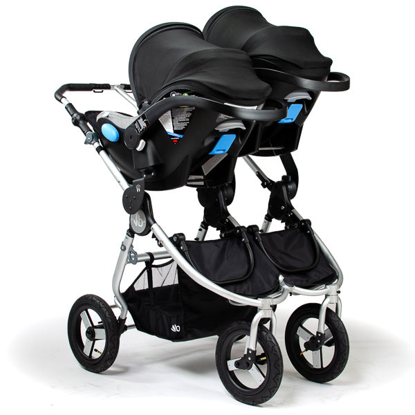 Indie Twin Double Stroller Maxi Cosi Cybex Nuna Car Seat Adapter Set