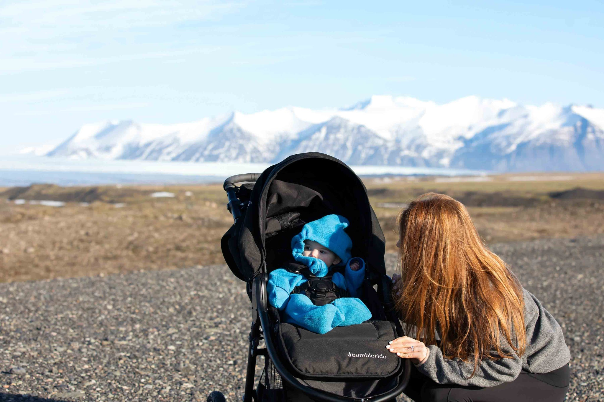 Bauer Family Bumbleride Adventurers Iceland