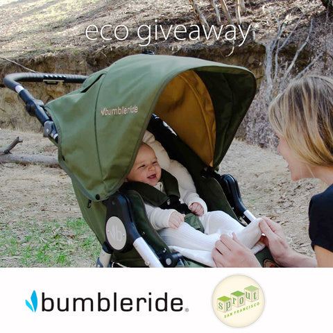 Bumbleride + Sprout Giveaway