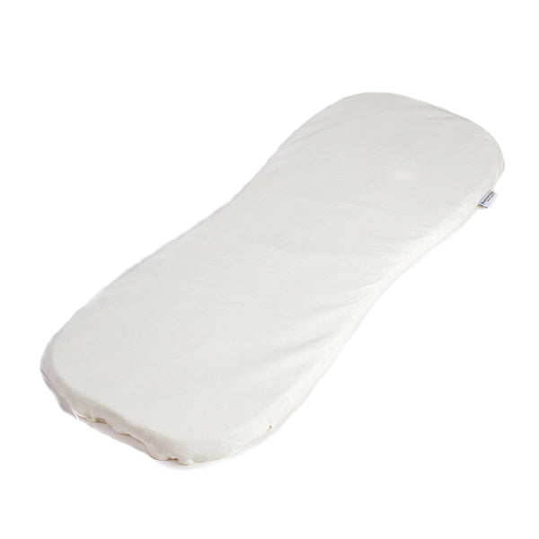 2020 Bumbleride Organic Cotton Twin Bassinet Mattress Cover