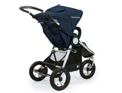 Bumbleride Indie All Terrain Stroller Maritime Blue Rear View