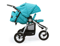 2018 Bumbleride Indie All Terrain Stroller - Tourmaline Wave - Profile View