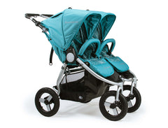 2018 Bumbleride Indie Twin Double Stroller - Tourmaline Wave