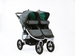 Bumbleride Indie Twin With Dual Snack Packs Attached Global