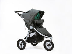 Bumbleride Snack Pack - Dawn Grey on Indie Stroller Global