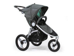 2018 Bumbleride Speed Jogging Stroller - Dawn Grey Mint
