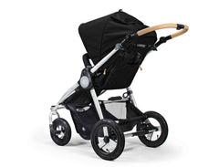 Bumbleride Era Reversible Seat Stroller  Silver Black - Available At Select Stores Rear View