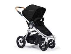Bumbleride Era Reversible Seat Stroller Silver Black - Available At Select Stores Seat Forwards