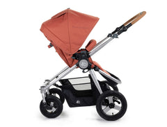 2020 Bumbleride Era City Stroller in Clay - Seat Reversed