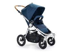 2020 Bumbleride Era City Stroller in Maritime Blue - Front