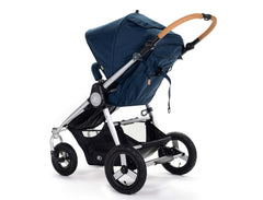 2020 Bumbleride Era City Stroller in Maritime Blue - Back