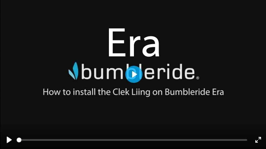 How To Install Clek Liing Car Seat on Bumbleride Era Stroller Video
