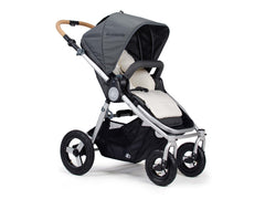 2020 Bumbleride Organic Cotton Baby Stroller Infant Insert on Era City Stroller