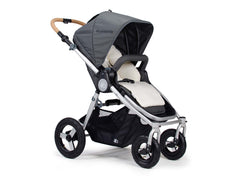 Bumbleride Organic Cotton Infant Insert on Era Convertible Stroller