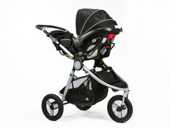 Bumbleride Graco Chicco Car Seat Adapter on Indie Stroller