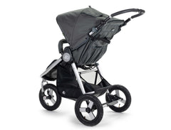 2020 Bumbleride Indie All Terrain Stroller in Dawn Grey - Back