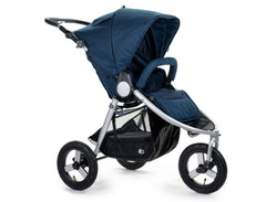 2020 Bumbleride Indie All Terrain Stroller in Maritime Blue - Front