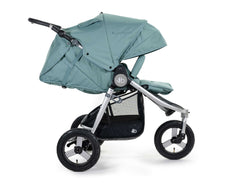 2020 Bumbleride Indie All Terrain Stroller in Sea Glass - Profile