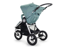 2020 Bumbleride Indie All Terrain Stroller in Sea Glass - Back